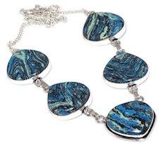 Ожерелья из натуральных камней